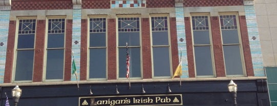 Lanigan's Irish Pub & Eatery is one of New Castle's Best.