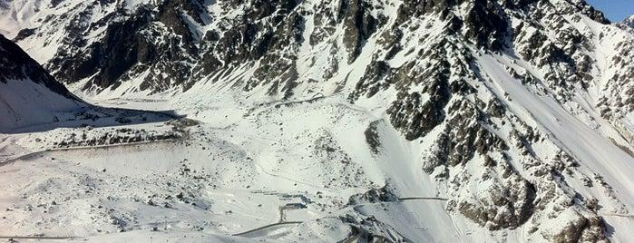 Ski Portillo Chile is one of Ski Bum (Worldwide).