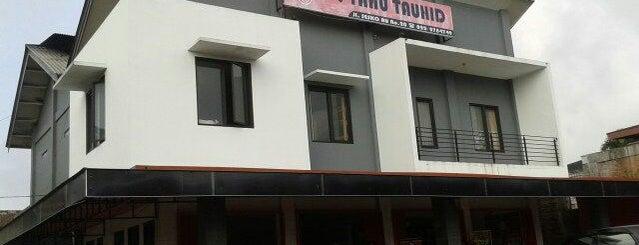 Tahu Tauhid is one of Bandung Kuliner.