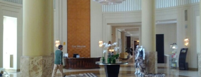 The Westin Valencia is one of The Best Of....