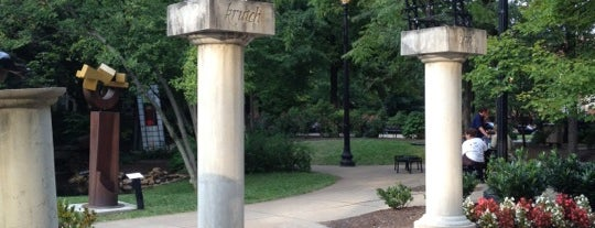 Krutch Park is one of Adventuring.