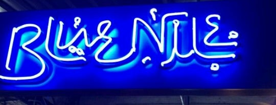 Blue Nile Restaurant is one of around.