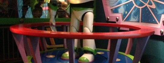 Buzz Lightyear Astro Blasters is one of California 2014.