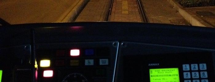 SSK Tramvay Durağı is one of Eskişehir Batıkent - SSK Tramvay Hattı.