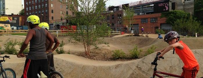 Brooklyn Bike Park is one of Brooklyn's Must-Do's.