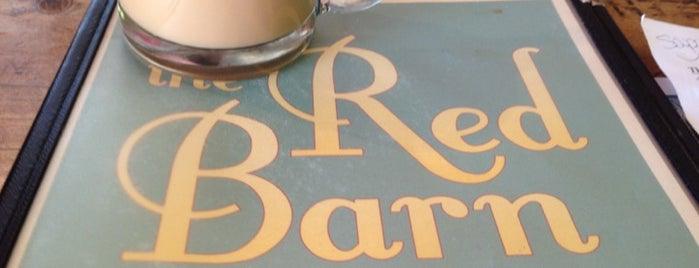 Red Barn Restaurant is one of NJ To Do.
