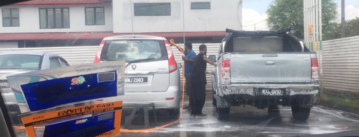 Shell Seksyen 17 is one of Petrol,Diesel & NGV Station.