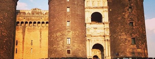 Castel Nuovo (Maschio Angioino) is one of Naples, Capri & Amalfi Coast.