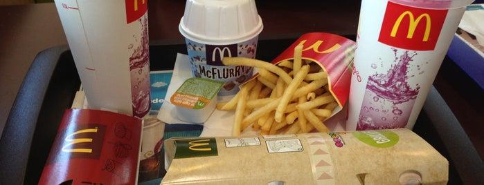 McDonald's & McCafé is one of Prešov - The Best Venues #4sqCities.