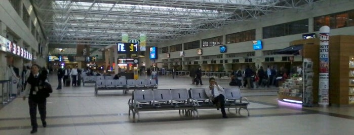 Antalya Airport (AYT) is one of Airports in Turkey.