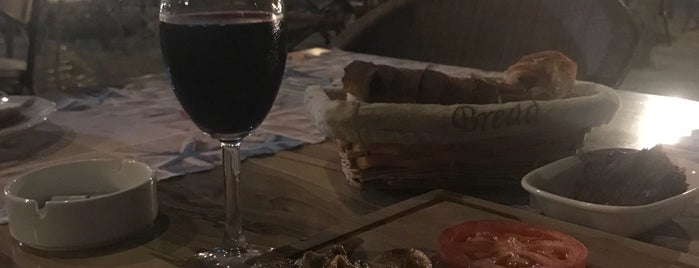Artemis Restaurant & Şarap Evi is one of Şirince My Home ....
