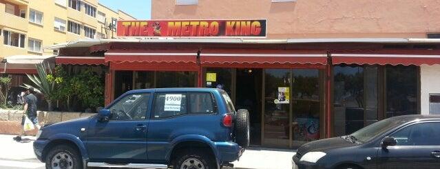 The Metro King is one of Tenerifeando.....