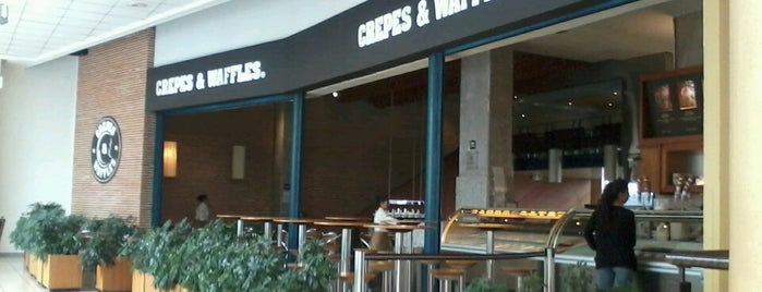 Crepes y Waffles is one of Restaurants.
