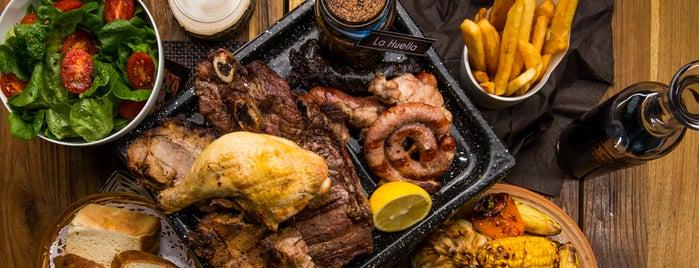La Huella- Steakhaus is one of Exotische & Interessante Restaurants In Wien.