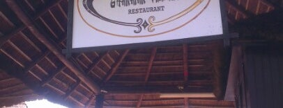 Ghanaian Village Restaurant is one of Must-visit Food in Accra.