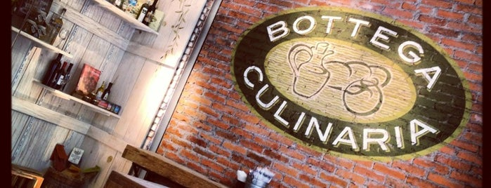 Bottega Culinaria is one of Hipsterland.