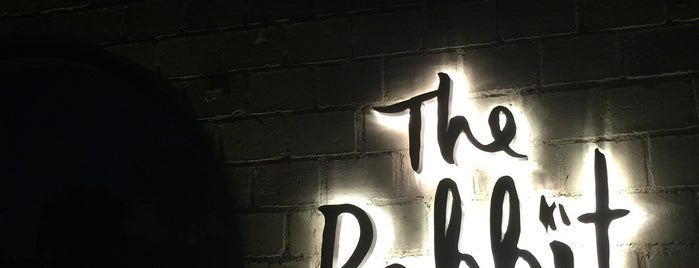 The Rabbit Hole is one of Singapore bar.