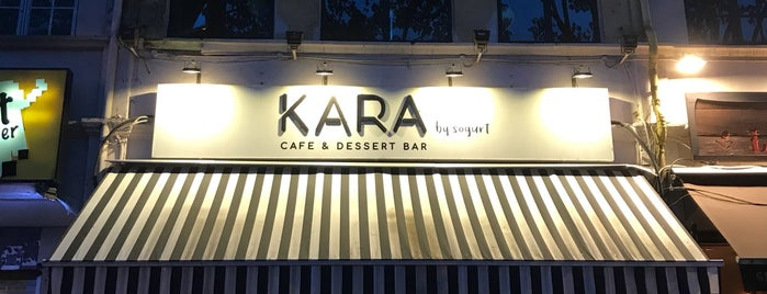 Kara Cafe & Dessert Bar is one of To Check Out - Chillax.