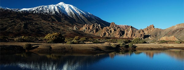 Parque Nacional del Teide is one of Tenerife.