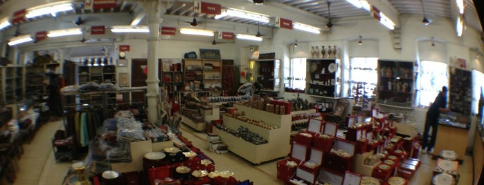 Central Cottage Industries Emporium is one of Mumbai.