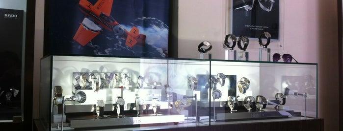 Швейцарские часы is one of Shopping Addiction.