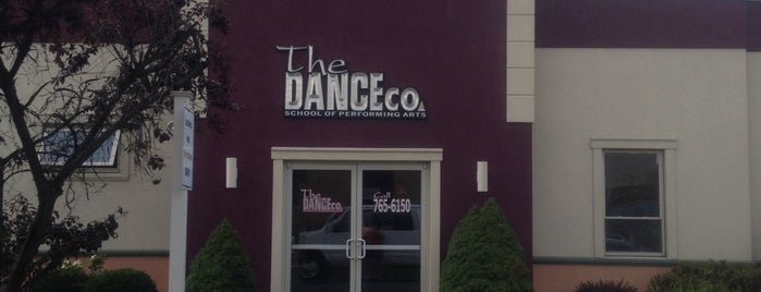 The Dance Co is one of Our Partners.