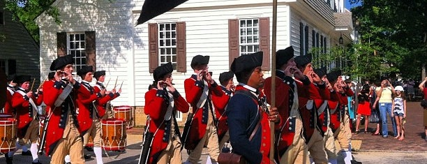 Colonial Williamsburg is one of Colonial Williamsburg.