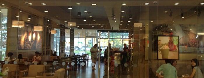 Starbucks is one of Phitsanulok.