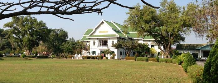 พิพิธภัณฑ์สถานแห่งชาติน่าน is one of Trip Nan.