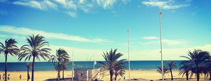 Gandia Beach is one of Lugares donde pasar un buen finde.