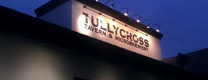 Tullycross Tavern & Microbrewery is one of burrs.