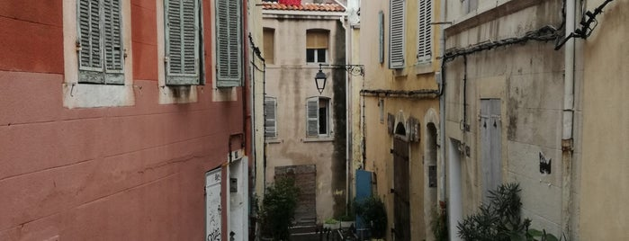Le Panier is one of Marseille.