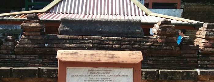 Makam Raja Imogiri is one of YOGYAKARTA.