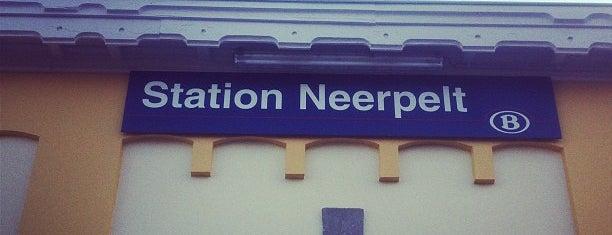 Station Neerpelt is one of Bijna alle treinstations in Vlaanderen.