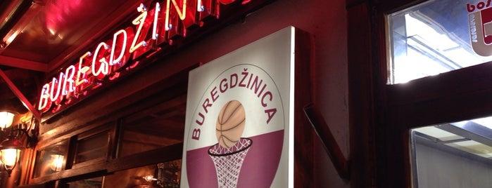 Buregdžinica Bosna is one of Restavracije.