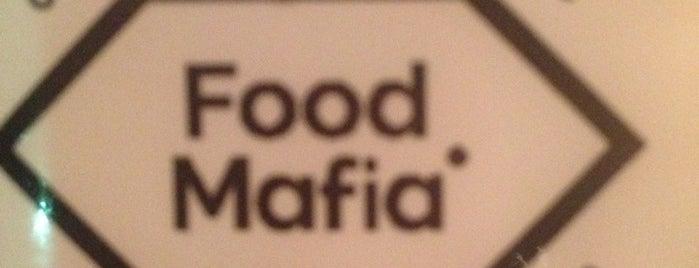 Food Mafia is one of Favorite Spots.