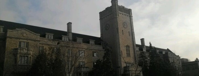 University of Guelph is one of Top 10 favorites places in Guelph, Canada.