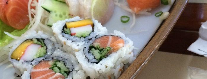 Restaurante Keiko is one of Henri's TOP Japanese Food.