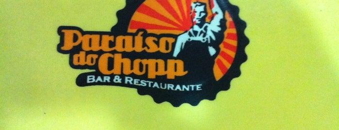 Paraíso do Chopp is one of Curtindo a Noite Carioca.