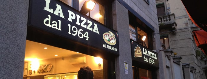La Pizza dal 1964 is one of Milan Like a Local.