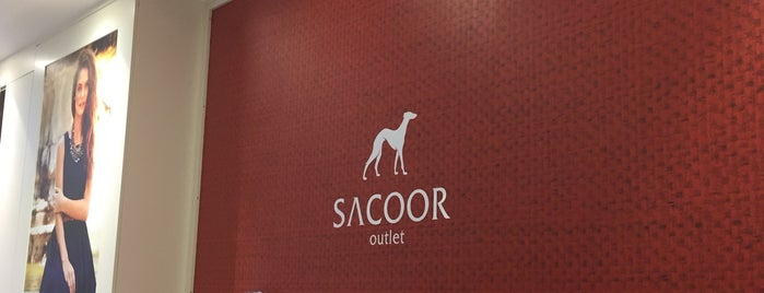 Sacoor Brothers Outlet is one of Sacoor Stores.