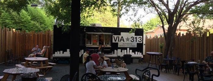 Via 313 is one of Austin.