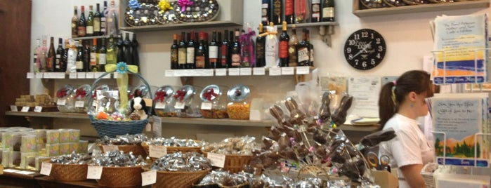 Thornebrook Chocolates is one of Favorites in Gainesville.