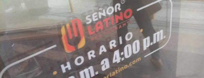 Señor Latino is one of Fierro.