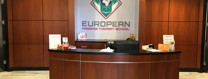 European Massage School is one of The 15 Best Places for a Massage in Las Vegas.