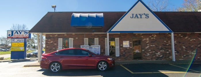 Jay's Bar-B-Q is one of Baton Rouge Places to Eat.