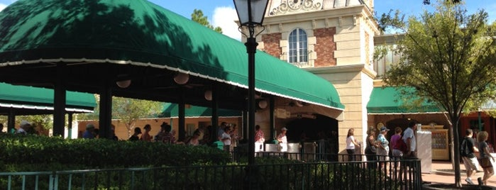 International Gateway is one of Walt Disney World.