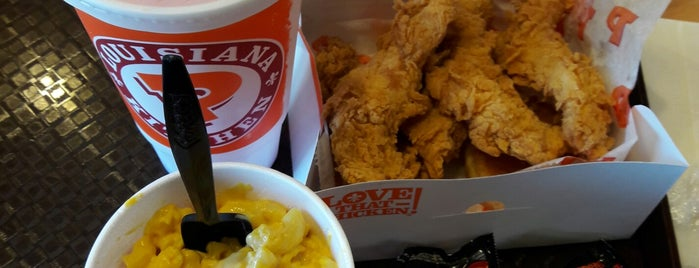 Popeyes is one of Favorite Restaurant In NYC.