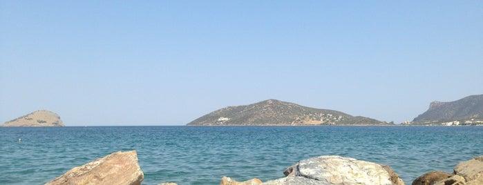 Άμμος is one of My favorite places.