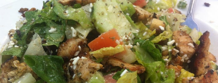 Mythos Greek Taverna is one of Peewee's Big Ass South Florida Food Adventure!.